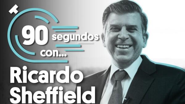 #90SegundosCon... Ricardo Sheffield