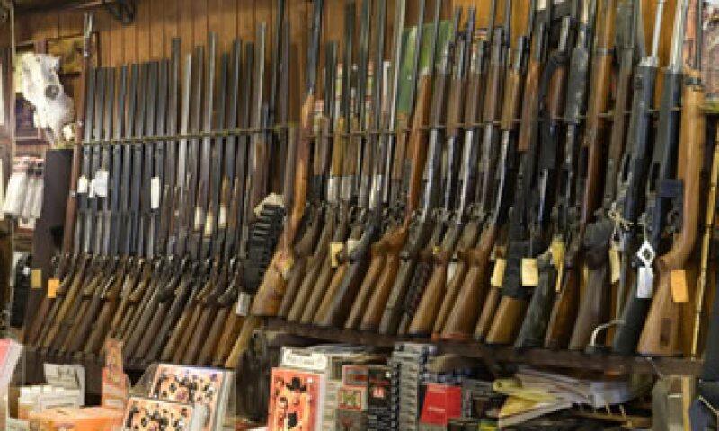 La empresa alemana Heckler & Koch vendió unos 10,000 rifles de asalto tipo G-36 a México en 16 envíos distintos. (Foto: Getty Images )