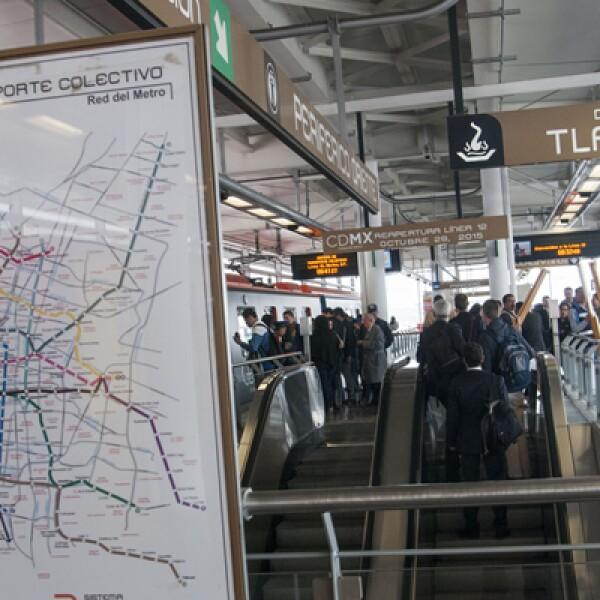 El cierre de las estaciones en marzo del año pasado se dio debido a los riesgos por fallas estructurales.