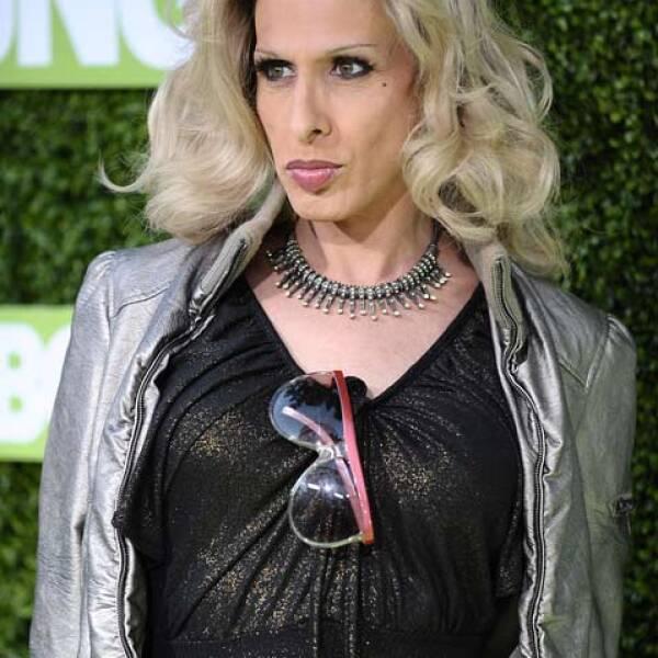 Alexis Arquette se abrió al público sobre su cambio en 2007. Ella es una actriz que ha destacado por su trabajo en Pulp Fiction, The Wedding Singer, Friends y Californication.