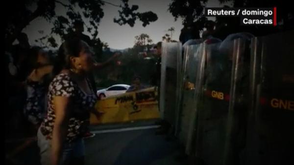 La desesperación tras más de 100 horas sin electricidad en Venezuela