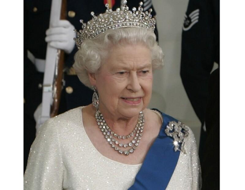 Siempre se ha sabido que la reina Isabel II tiene un carácter difícil.