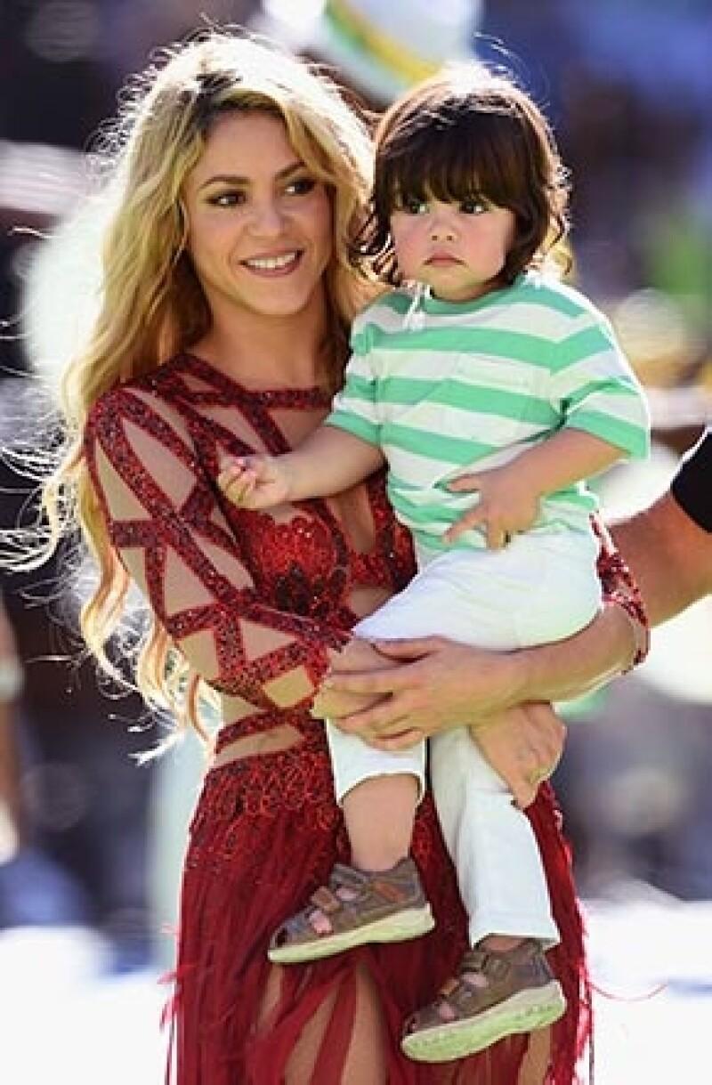 La cantante podría estar esperando su segundo hijo junto al futbolista Gerard Piqué, como aseguran los allegados a la artista colombiana