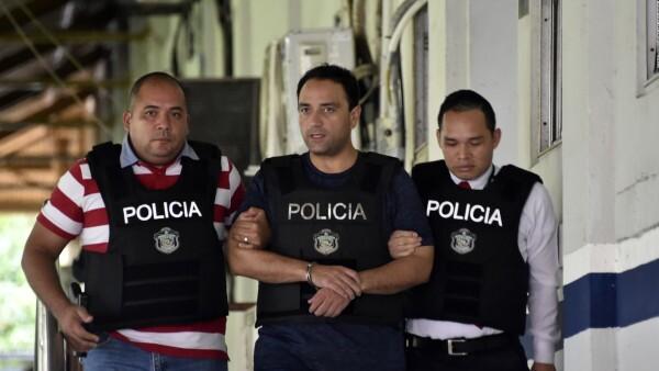 Extradición de Borge podría tardar hasta un año
