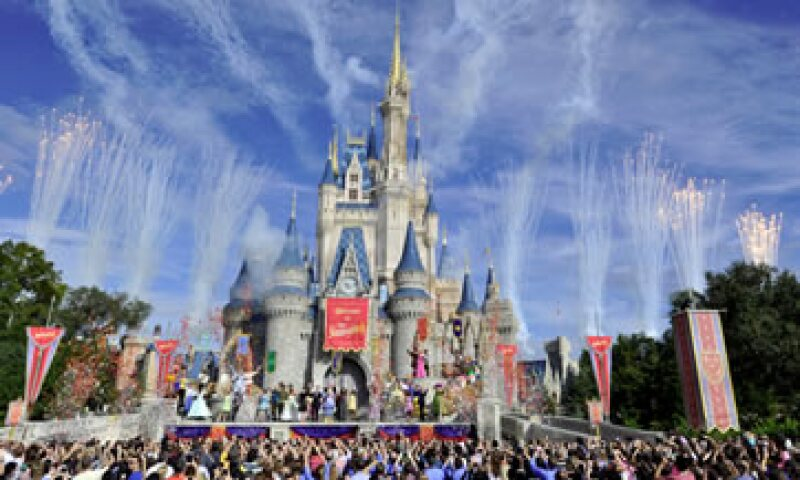 Magic Kingdom es el lugar más popular en el mundo, al menos entre los parques de diversiones. (Foto: Getty Images)