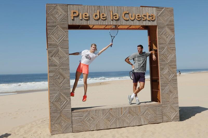 Abierto Mexicano de tenis día 2
