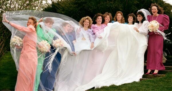 Shriver Brides Maids