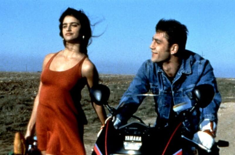 Al conocerse, Bardem y Penélope apenas debutaban en el mundo de la actuación.