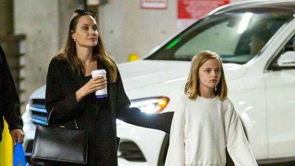 Angelina Jolie y Vivienne
