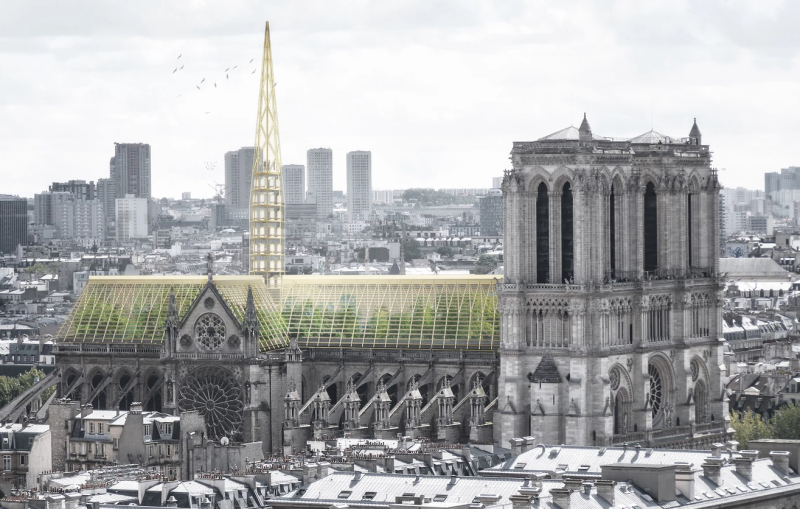 Notre Dame - NAB - Invernadero