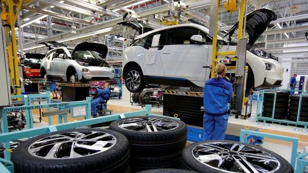 VW Daimler BMW Donald Trump producción