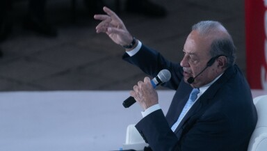 Carlos Slim - VII Simposium - Centro Histórico