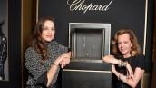 Foto: Chopard, Marion Cotillard y Caroline Scheufele