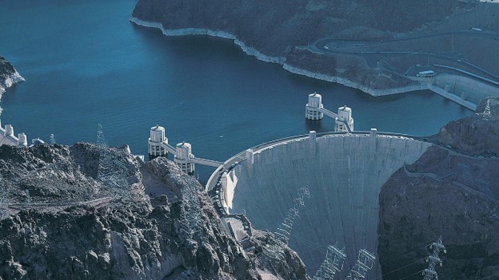 presa Hoover Arizona