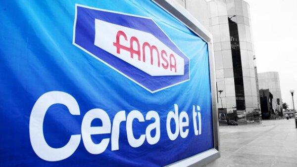 El fundador de Famsa, Humberto Garza González, dio un apoyo para garantizar los portafolios de crédito incobrables.