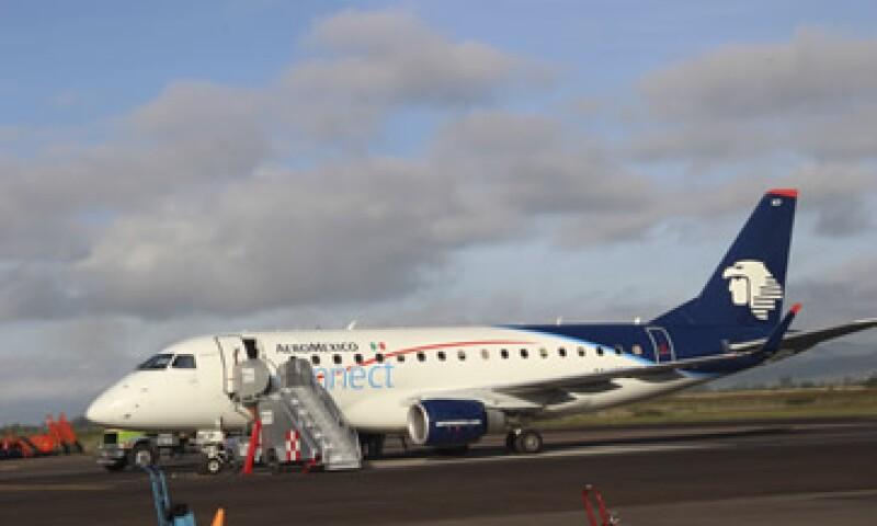 Las nuevas condiciones laborales reforzarán el plan de negocios en el corto y mediano plazo, dice Aeroméxico. (Foto: Cuartoscuro)