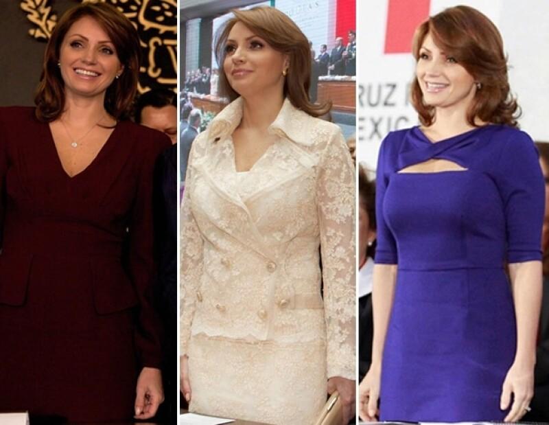 Estos son los tres looks más recientes que ha lucido La Gaviota