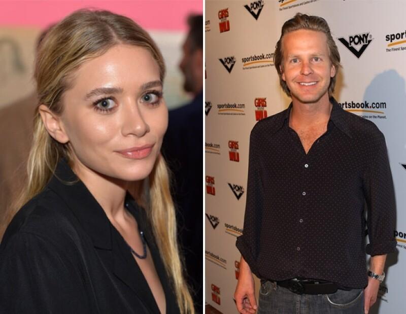 Tras un años de relación, la actriz decidió terminar con el empresario. Según una revista, el noviazgo no resultó.