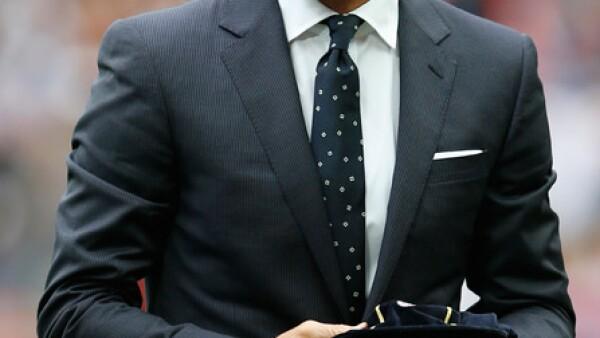 La firma de trajes Austin Reed lanzó una encuenta para saber cuál es el hombre británico que luce más sexy en un traje, David Beckham fue el vencedor.