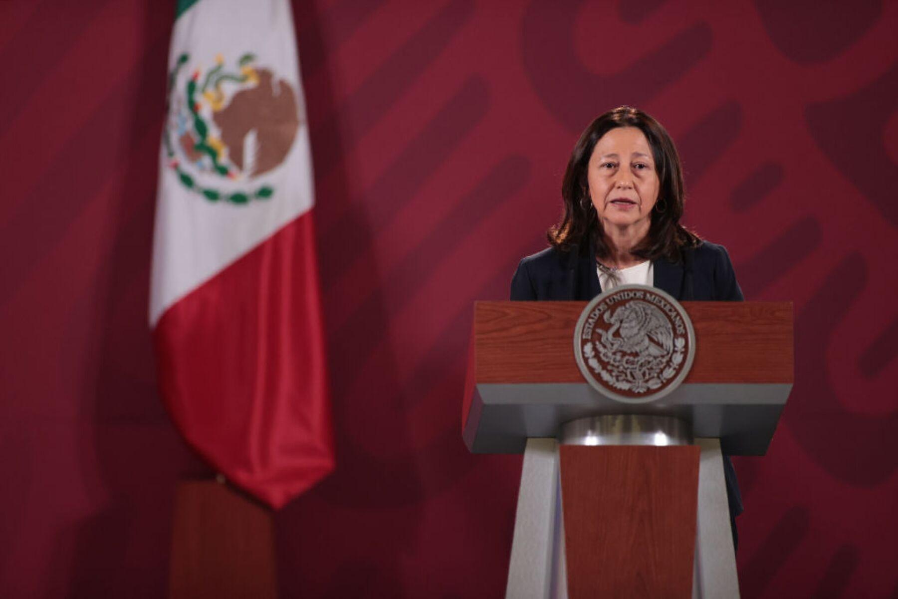 President Lopez Obrador Announces Mexico Will Produce Oxford Coronavirus Vaccine