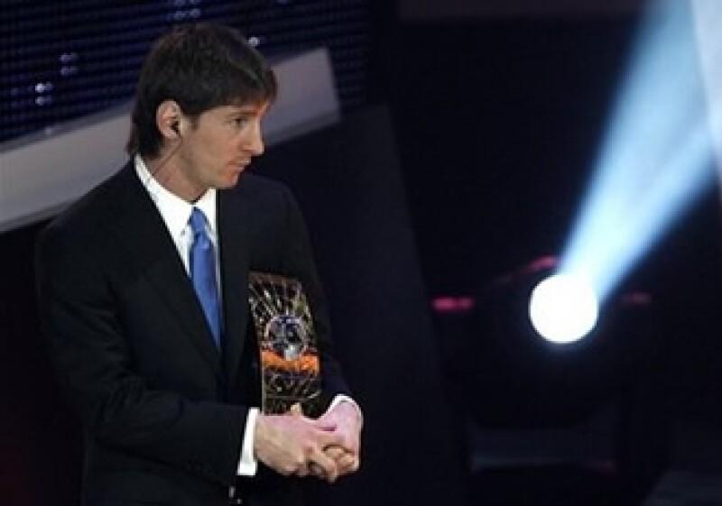 Messi marcó un tanto en la victoria de su equipo 2-0 sobre el Manchester United en la final de la Liga de Campeones. (Foto: AP)