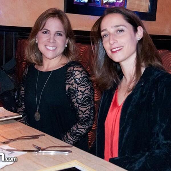 Sissi Cancino y Andrea Pérez