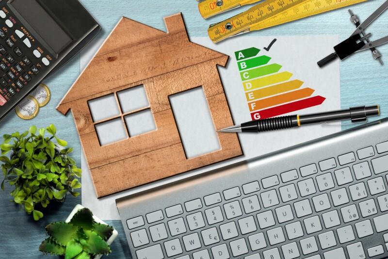 Casa sustentable.