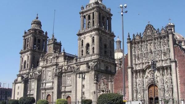 Catedral de M�xico