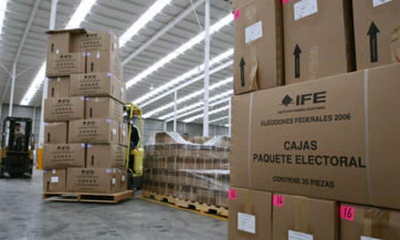 La candidata del blanquiazul tiene 44% de la intención del voto entre los ejecutivos de las empresas con mayor peso en la economía mexicana. (Foto: AP)