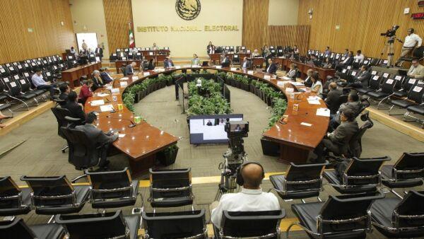 Consejo Generel del Instiuto Nacional Electoral