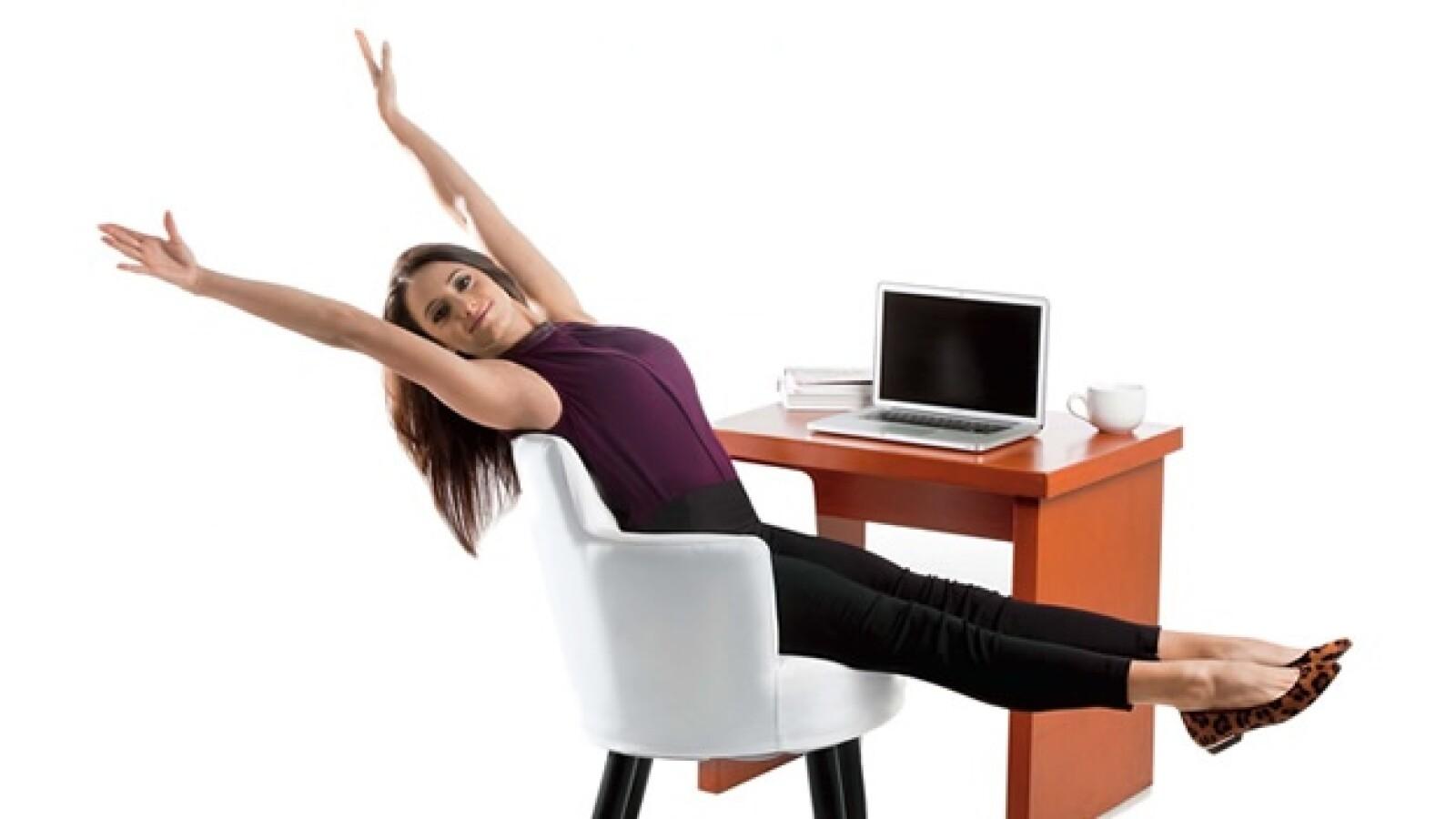 ejercicio oficina