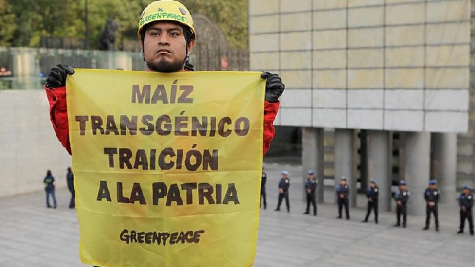 Greenpeace Estela de Luz 2