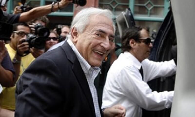 Strauss-Khan declaró que las acusaciones de agresión son imaginarias. (Foto: AP)