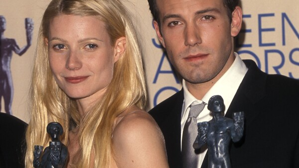Gwyneth Paltrow con Ben Affleck