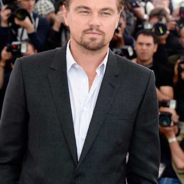 Camila Selser: Leonardo DiCaprio es hermoso, un gran actor y me encantan sus ojos.