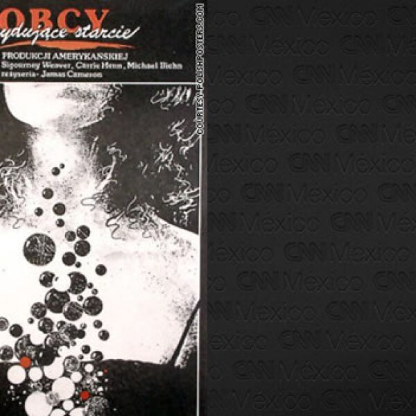 Los pósters polacos de Hollywood son objeto de colección