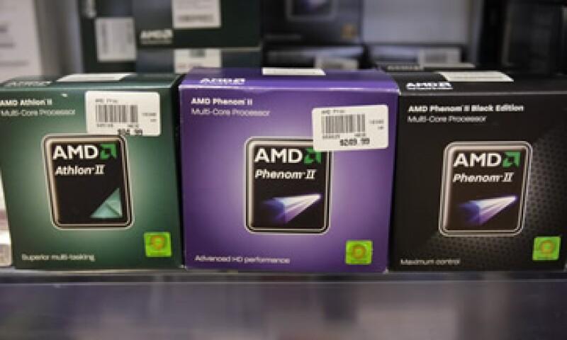 Los despidos deberían completarse durante el primer trimestre del 2012, dijo AMD en un comunicado. (Foto: AP)