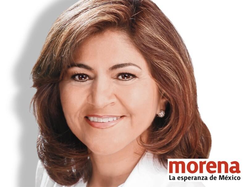 Nora Ruvalcaba Gámez.