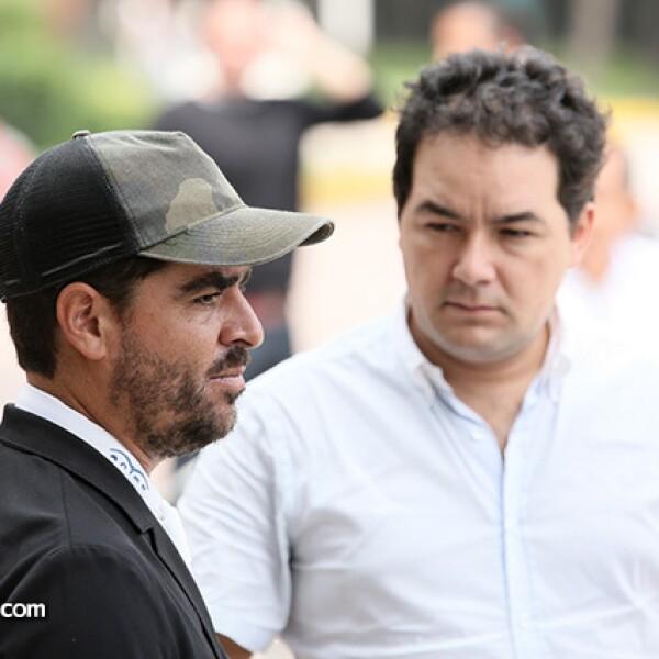 Nicoás Pizarro y Jorge Goñi