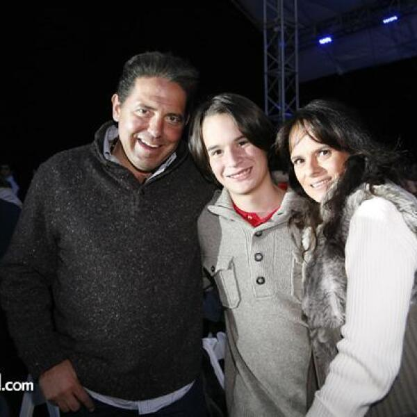 Alejandro Figueroa,Sebastian Figueroa,Mago Figueroa
