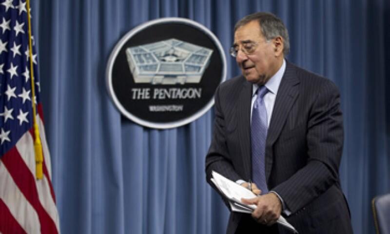 Los ahorros afectarán a 50 estados, dijo el secretario de Defensa, Leon Panetta. (Foto: AP)