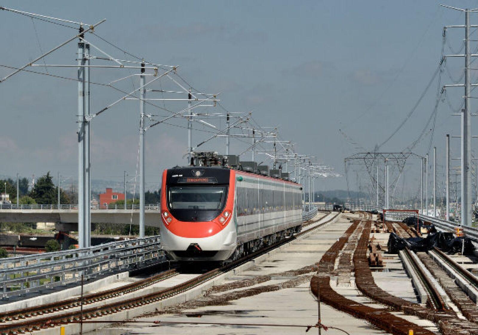 Tren Interurbano M�xico-Toluca 2