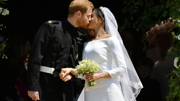 Boda Meghan Harry