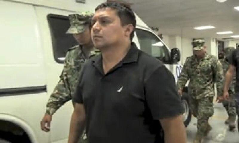 El líder de los Zetas Miguel Ángel Treviño, alias Z-40, fue detenido en México el 15 de julio pasado. (Foto: Cuartoscuro)