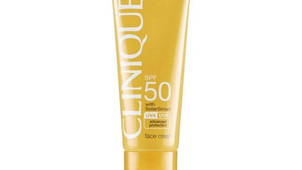 Sun SPF 50 Face Cream, Clinique