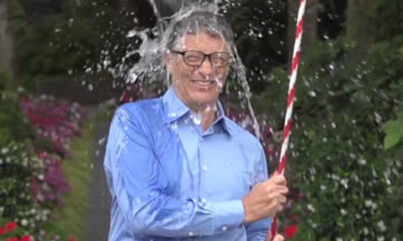Bill Gates retó a lon Musk, cofundador de PayPal. (Foto: Especial)