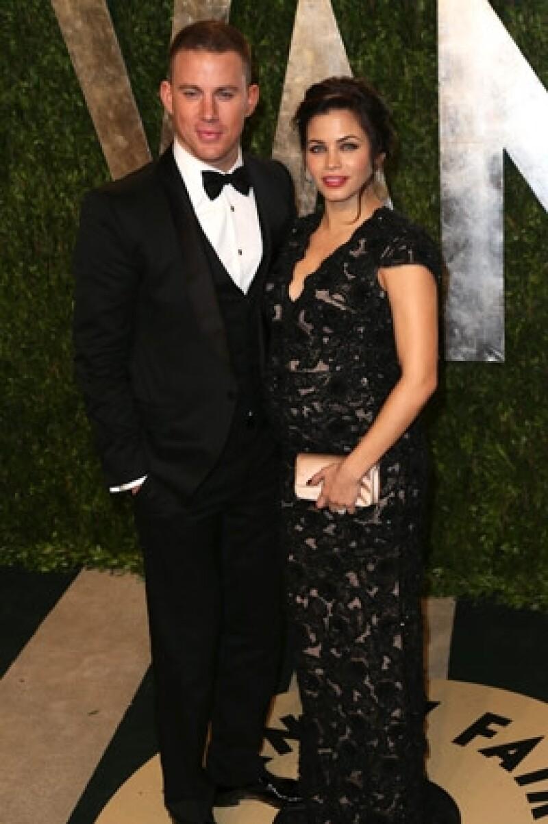 Aunque la pareja no ha querido dar detalles de su primogénita, de acuerdo a la revista Us, el actor y su esposa Jenna recibieron a una pequeña.