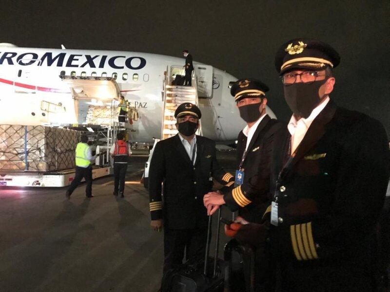 Pilotos Aeroméxico