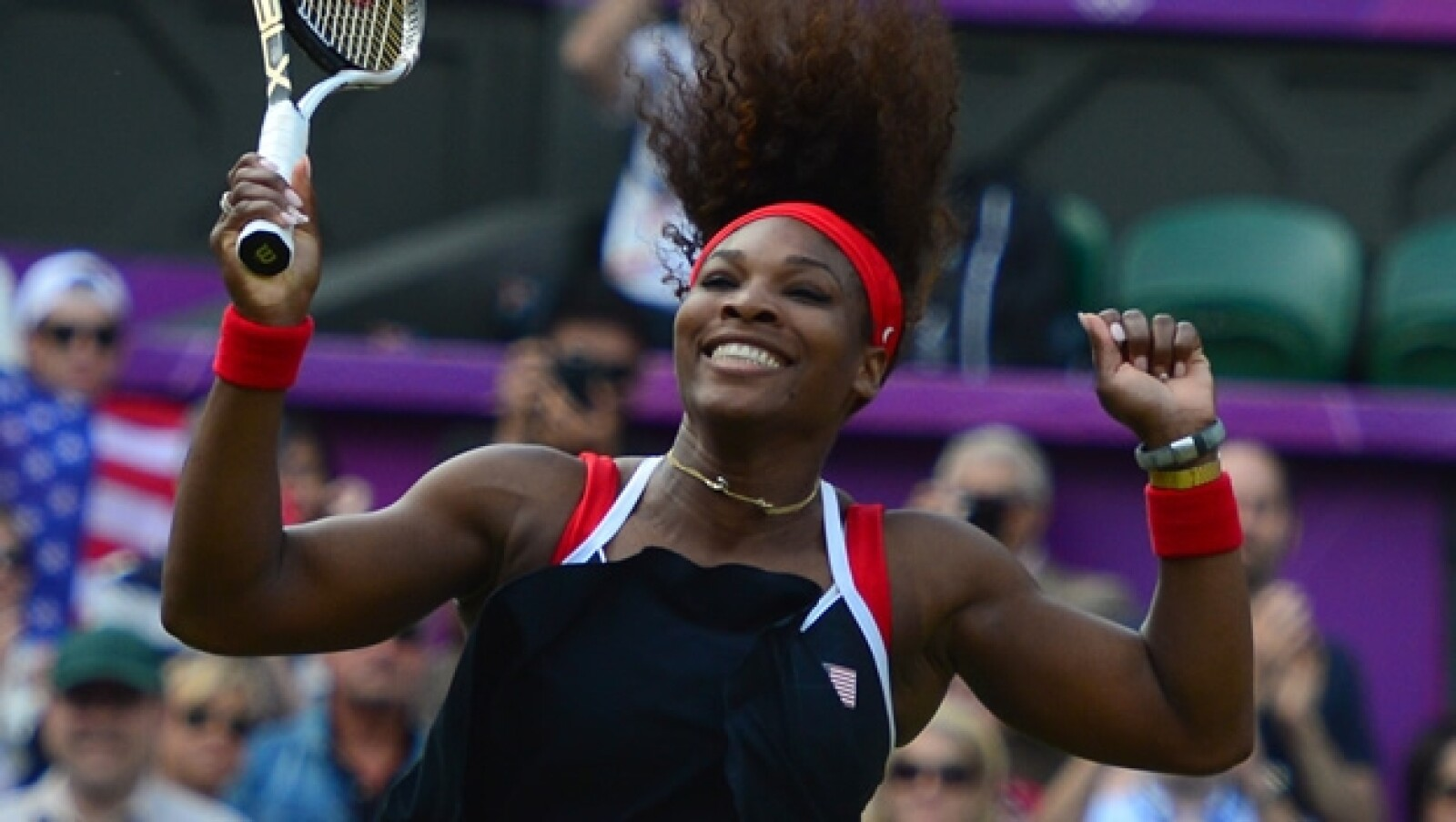 Serena Williams oro tenis