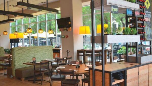 Alsea restaurante